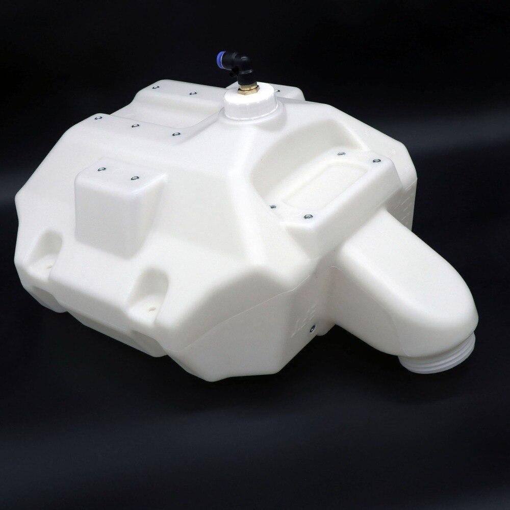 EFT protezione delle piante drone anti shock 10L scatola della medicina Serbatoio di Acqua per L'agricoltura Impianto di Protezione Drone-in Componenti e accessori da Giocattoli e hobby su  Gruppo 2
