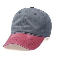2019 spring new cowboy hat mens casual womens Baseball Caps Snapback couple adjustable unisex dipper cap