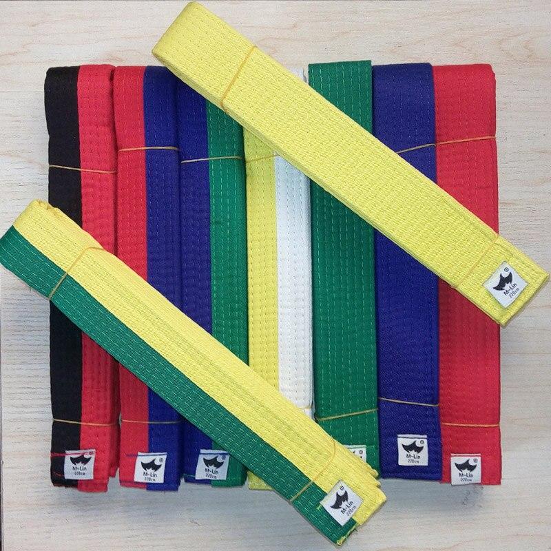Tae kwon do Belts Martial Arts Karate Judo Standard Taekwondo Professional Belts Taekwondo Tape Road Protective Waistband