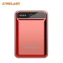 Teclast A10 Power Bank 10000mAh Mini Dazzling colorful Power Bank Ultra-thin Dual USB Interface High-speed Output Power Bank
