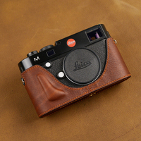 [VR] Handmade Genuine Leather Camera case Half Body For Leica M240 M240P MD Typ262 M Typ262 MM Typ246