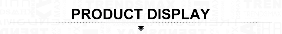 0 PRODUCT DISPLAY
