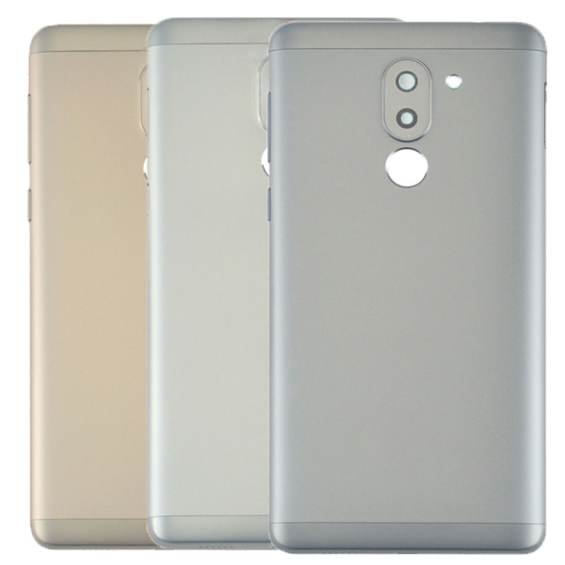 For <font><b>Huawei</b></font> Honor 6X <font><b>GR5</b></font> <font><b>2017</b></font> Back Cover Case Rear Battery Cover Replacement image