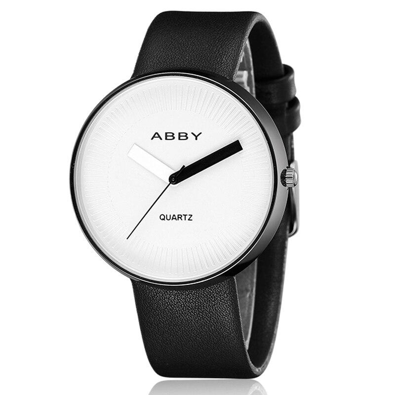 Simple Ladies Fashion Casual Watch Vintage Minimalist Watch For Women Leather Quartz Bracelet Watch Sports Luxury Reloj Mujer цена