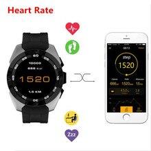Mtk2502 nb-1 smart watch no. 1 g5 ultra fino suporte de controle de voz freqüência cardíaca ecg rastreador de fitness pulseira inteligente para ios & andr