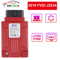 FVDI 2018 J2534 Diagnostic Tool for Mazda Support Online Module Programming Support Most of ELM327