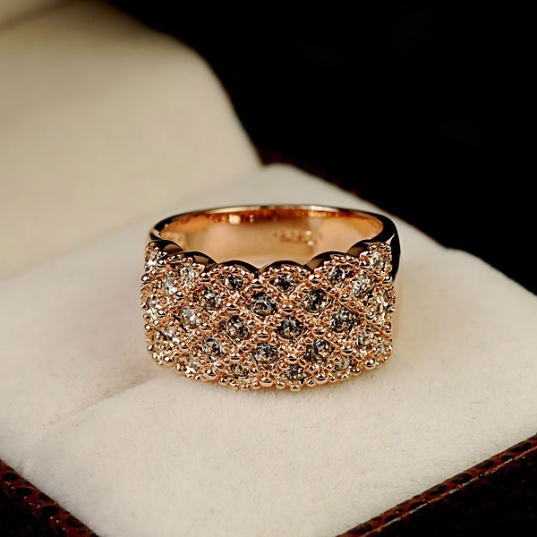 Italina-CZ-Diamond-Jewelry-wedding-Rings-for-women-18K-Rose-Gold-plated-Crystals-rings-anel-aneis