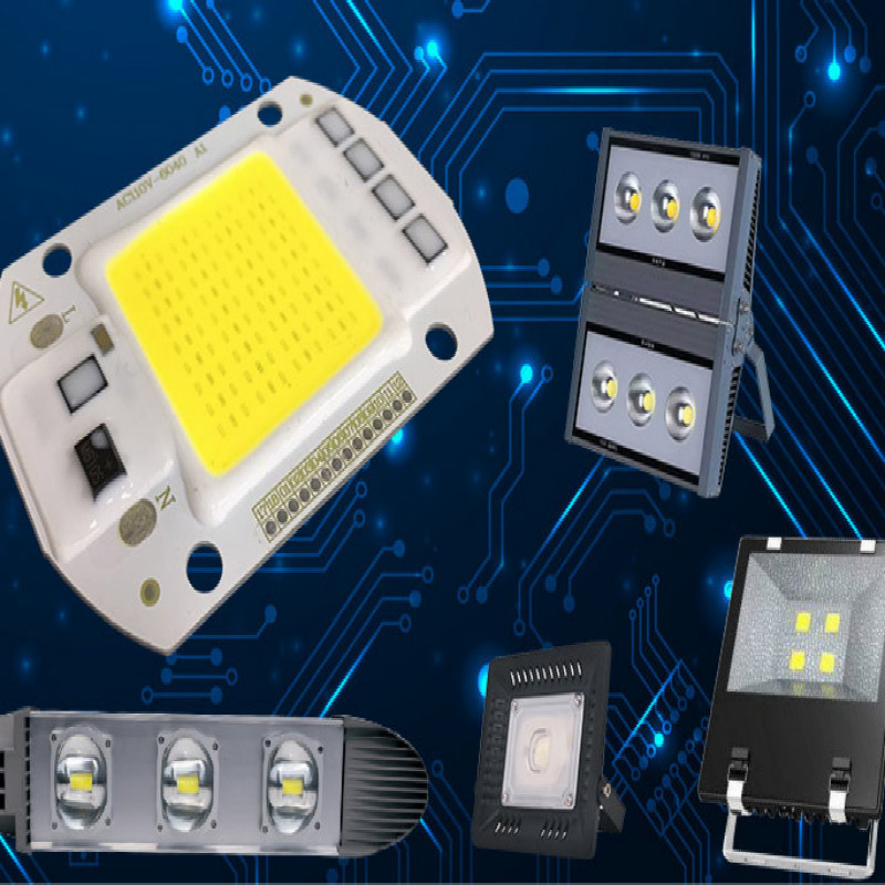 AC110V Dont need to driving led chip 110v 20W 30W 50W free shipping