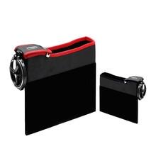Auto Organizer Roman multifunktionale Seat Lücke Dicht Autositz Aufbewahrungsbox Münze Seitentasche Konsole Seitentasche Drop verschiffen