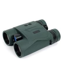 1200 双眼鏡レーザー距離計 8 × 42 レーザー距離計ゴルフ距離計狩猟距離計望遠鏡スピード測定