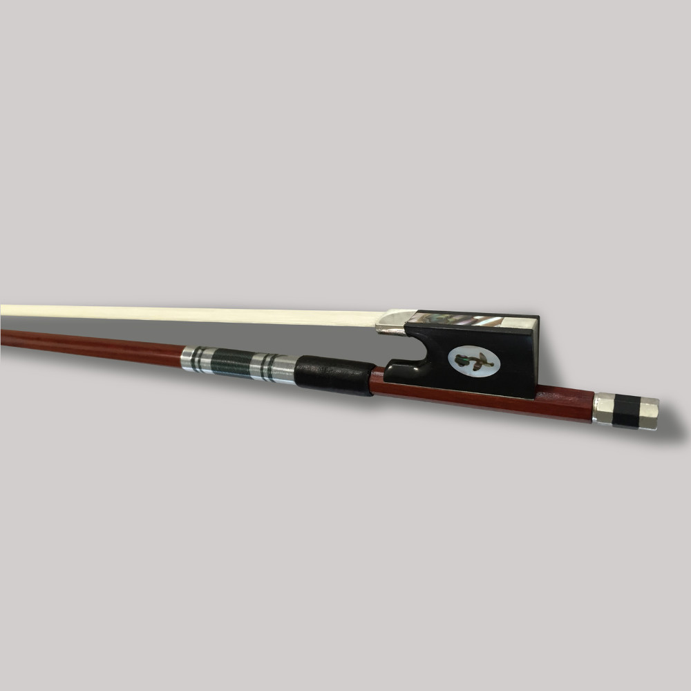 TONGLING Brazilwood Violin Bow Exquisite Violino Accessories Horsehair Fiddle Bow Violon Carved Wintersweet violin bow 4 4 high grade brazil wood ebony frog colored shell snake skin violino bow fiddle violin parts accessories bow