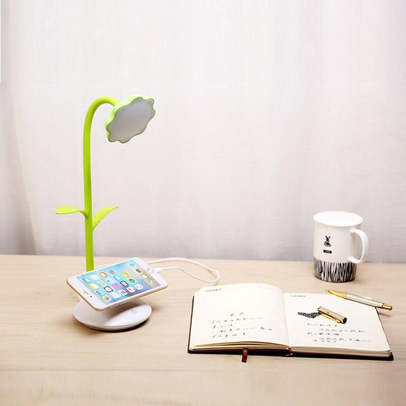 Flexible Tischleuchte Leseleuchte Bettlampe Nachtlicht Schreibtischlampe Lampe