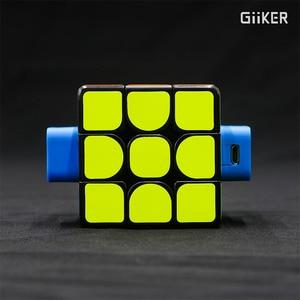 Image 2 - Original Giiker Super Smart Cube I3S อัพเกรด Bluetooth ใช้งานร่วมกับ App Synchronization Sensing การระบุทางปัญญาของเล่น