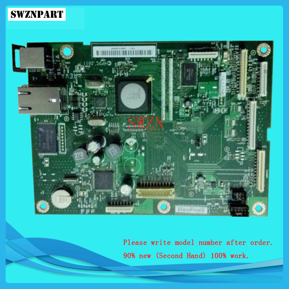 FORMATTER PCA ASSY Formatter Board logic Main Board MainBoard mother board for HP M570 M570dn 570 CZ272-60001 q7804 69003 q7804 60001 formatter pca assy formatter board logic main mother board mainboard for hp 2015 2015d p2015 p2015d