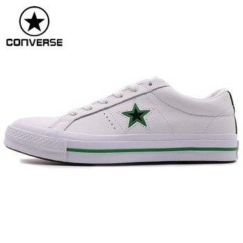 Original New Arrival Converse  Unisex  Skateboarding Shoes Canvas Sneakers