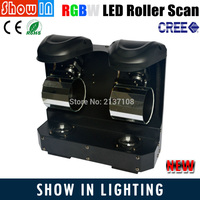 2016 High Quality DJ Disco Party Wedding Stage Effect Light 2PCS 10W RGBW 4IN1 CREE LED