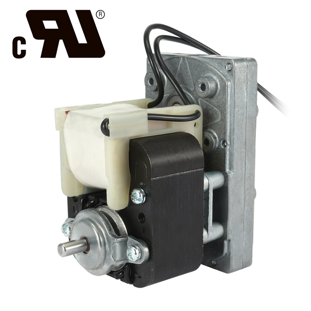 UXCELL FC-YJ61 AC100V-120V 60Hz 20RPM CW Shaded Pole Motor Universal Geared Motor Hot Sale Hot Sale цена