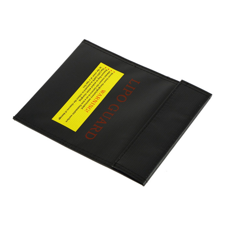 RC lipo guard battery safe bag 180*230mm fireproof explosion-proof