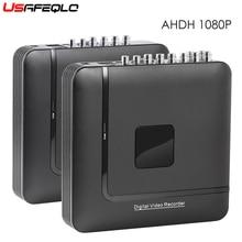 4 ช่อง 8 ช่อง AHD DVR AHDH 1080P กล้องวงจรปิดความปลอดภัย DVR 4CH 8CH Mini Hybrid HDMI DVR IP สนับสนุน /Analog/AHD กล้อง 3G Wifi