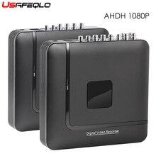 4 canali 8 Canali AHD DVR AHDH 1080P CCTV di Sicurezza DVR 4CH 8CH Mini Ibrida HDMI DVR Supporto IP /analogico/AHD Fotocamera 3G Wifi