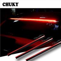 CHUKY Universal 12V Car High Mount Third Brake Tail Light Stop Lamp For Audi a3 a4 b6 b8 b7 b5 a6 Volkswagen VW Polo Golf 4 5 7