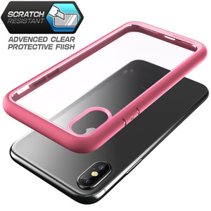 Image 5 - For iphone Xs Max Case 6.5 inch SUPCASE UB Style Premium Hybrid Protective Bumper + Clear Back Cover For iphone XS Max Case