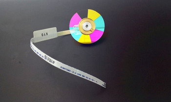 New For Optoma ES7399 GT760 CB2800 DLP Projector Color Wheel 1PC