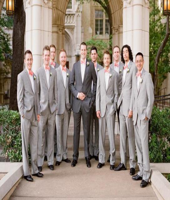 6a16c9cccfc6 2019 Gold Tuxedo Jacket Mens Wedding Suit Groom Tuxedos Prom Formal Suits  Best Man Groom Suit (Jacket+Pants+Bow Tie)