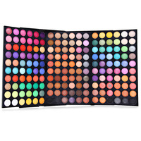 180 Colors Professional Eyeshadow Makeup Palette Cosmetic Charming Matte Eyeshadow Make Up Pallete Full Size Set Kit 3 La