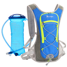 Outdoor Cycling Backpack with Bladder Hydration Backpack 2L Water Bag Water Bladder Container For Sports Camping Hiking Riding