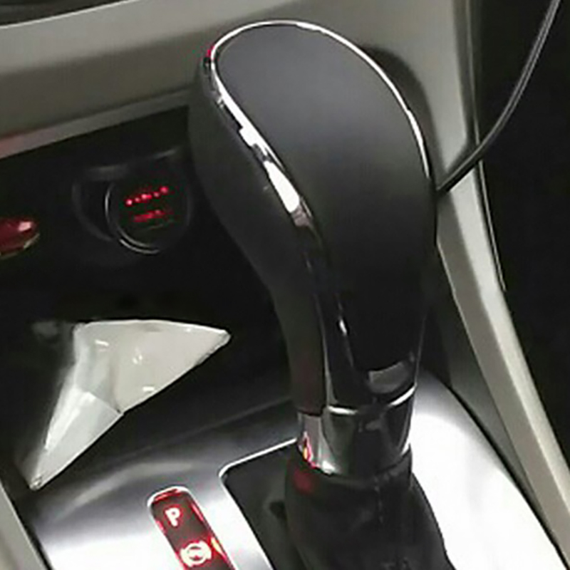 Black Durable Black Automatic Gear Stick Shift Knob For Opel Vauxhall Insignia