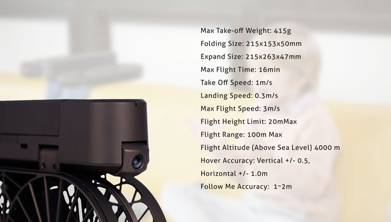 SIMTOO MOMENT HOSHI 007PRO Airselfie Drone WiFi FPV 4K HD Gimbal Camera Optical Flow GPS Folding RC Quadcopter vs Hubsan H501S