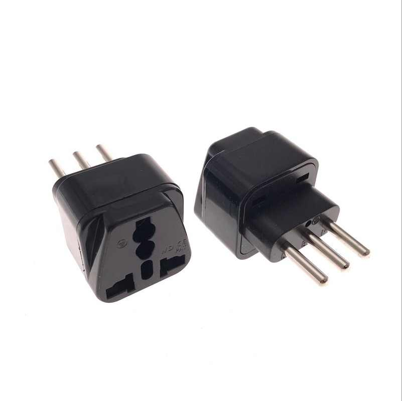 EU Europe Female to US USA Male Wall AC Power Plug Travel Adapter Converte WDC