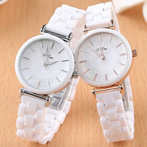 Ceramic Watch Women Watches Luxury Famous Brand New 2019 Ladies Wrist Watch For Women Clock Female Wristwatch Relogio Feminino