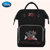Disney Nappy Backpack Diaper Bag USB Heating Maternity Travel Backpack Large Capacity Nursing Bag Baby Care Mummy bag