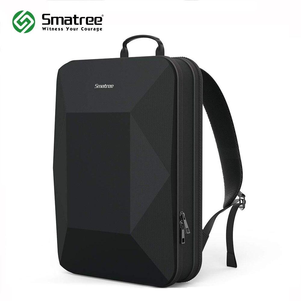 Smatree Business Travel Laptop Backpack for Apple MacBook Pro 15 2018 2017 Lightweight Computer Backpack fit