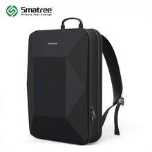 Smatree Business Travel Laptop Backpack for Apple MacBook Pro 15″2018/2017, Lightweight Computer Backpack fit up 2 laptops 13-15