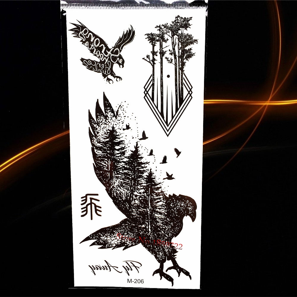 fa5ac0f80 Horrible Tribal Eagle Tattoo By Eagle Tattoo Drawing At Free ...