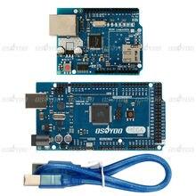 MEGA2560 Conseil pour Arduino Starter Kit W5100 Ethernet Bouclier D'expansion Lan Carte Réseau