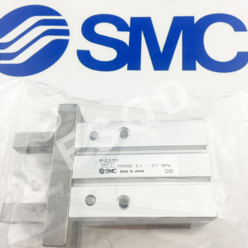 MHZL2-20D SMC finger cylinder air cylinder pneumatic component air tools MHZL2 seriesMHZL2-20D SMC finger cylinder air cylinder pneumatic component air tools MHZL2 series