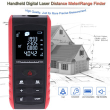40/60/ 80/100M High precision Laser rangefinder Handheld laser Distance Meter Range Finder Area Volume Measure +Angle Indication 100m 328ft laser rangefinder digital laser distance meter handheld range finder area volume measurement level bubble