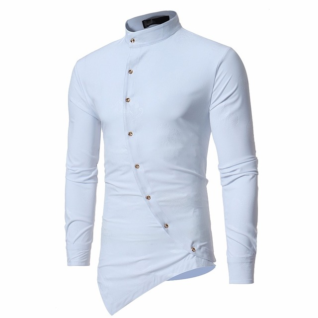 Chemise Homme manches longues 1