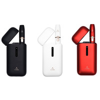 LAMBDA A1 Original not fire vape pen with pod box mod without burn Vaporizer with 2600mah vape kit electronic cigarette vs icos