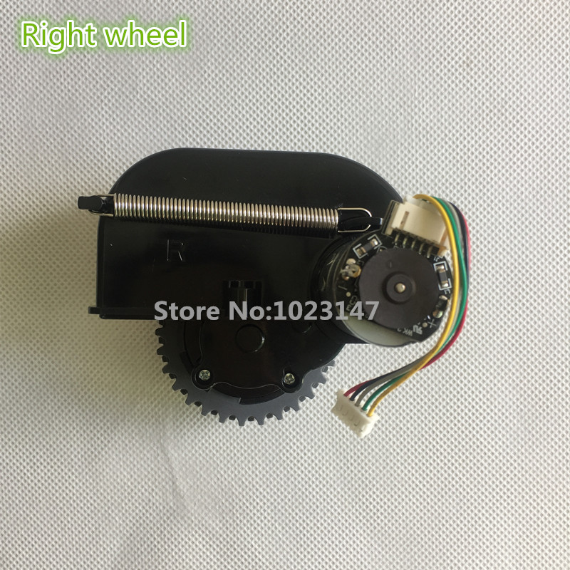 1 Piece Right Wheel Robot Vacuum Cleaner Parts For Ilife V5s Ilife V5 Pro Ilife X5