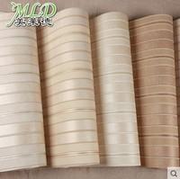 À prova d' água retro Americano stripe papel de parede sala de Estar quarto corredor estudo contratado tarja wallroll nonwoven espalhar calor|Pap. parede|Renovação da Casa -