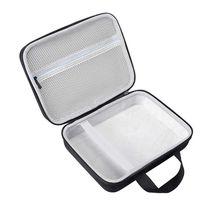 Bolsa de almacenamiento protectora de viaje con cremallera, funda EVA para Canon SELPHY CP1200 y CP1300, compacta e inalámbrica para impresora fotográfica