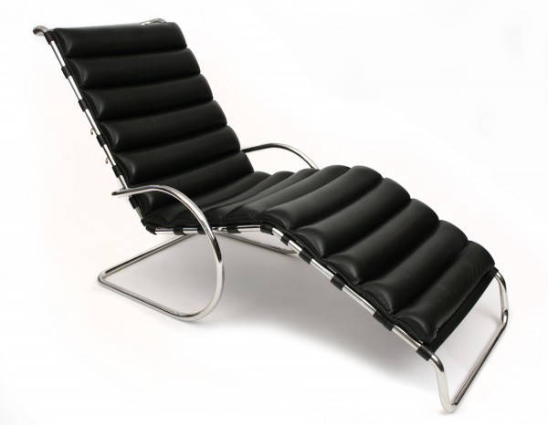 MR Adjustable Chaise Lounge Mies Van Der Rohe