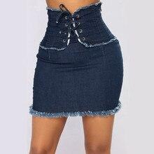 c4e90598e Compra denim sexy lace jean skirt y disfruta del envío gratuito en ...