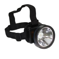 Waterproof 5W 18650 Rechargeable LED T6 Explosion Proof Miner Cap Lamp Bicycle Light Headlamp Rechargeable Led