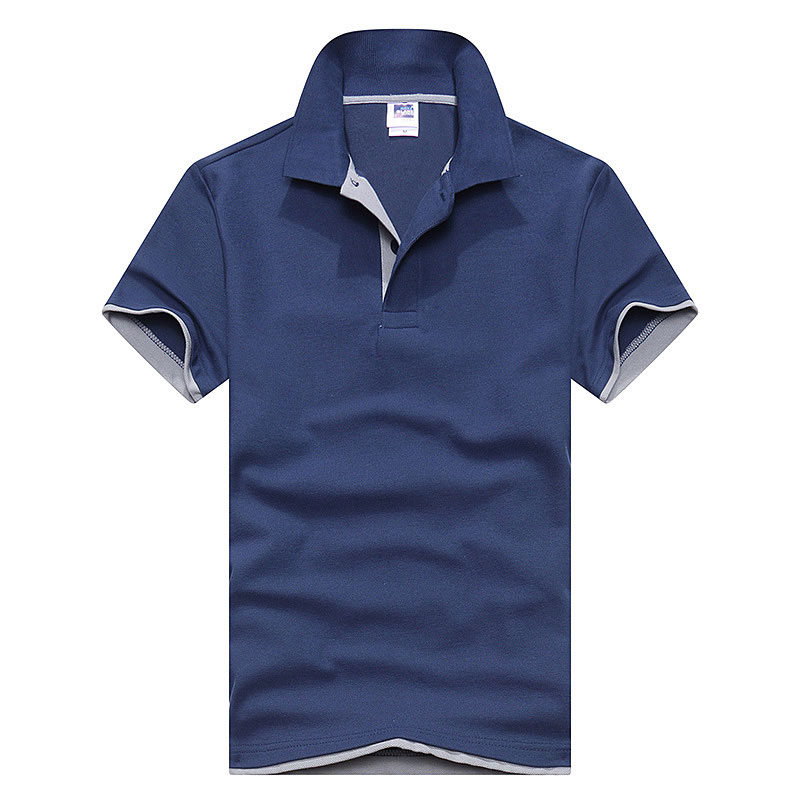 New 2019 Men's brand men Polo shirt D esigual Men's cotton short-sleeved polo shirt sweatshirt T-ennis Free shipping XS-3XL 14